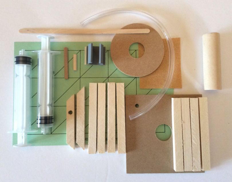 Rotating Platform parts
