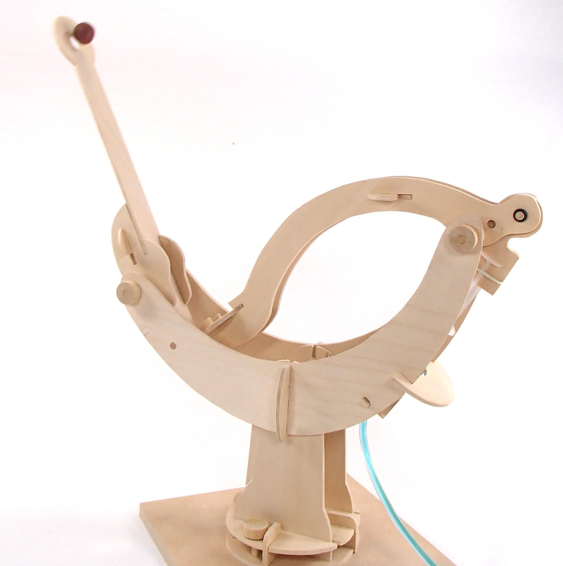 da vinci catapult kit instructions