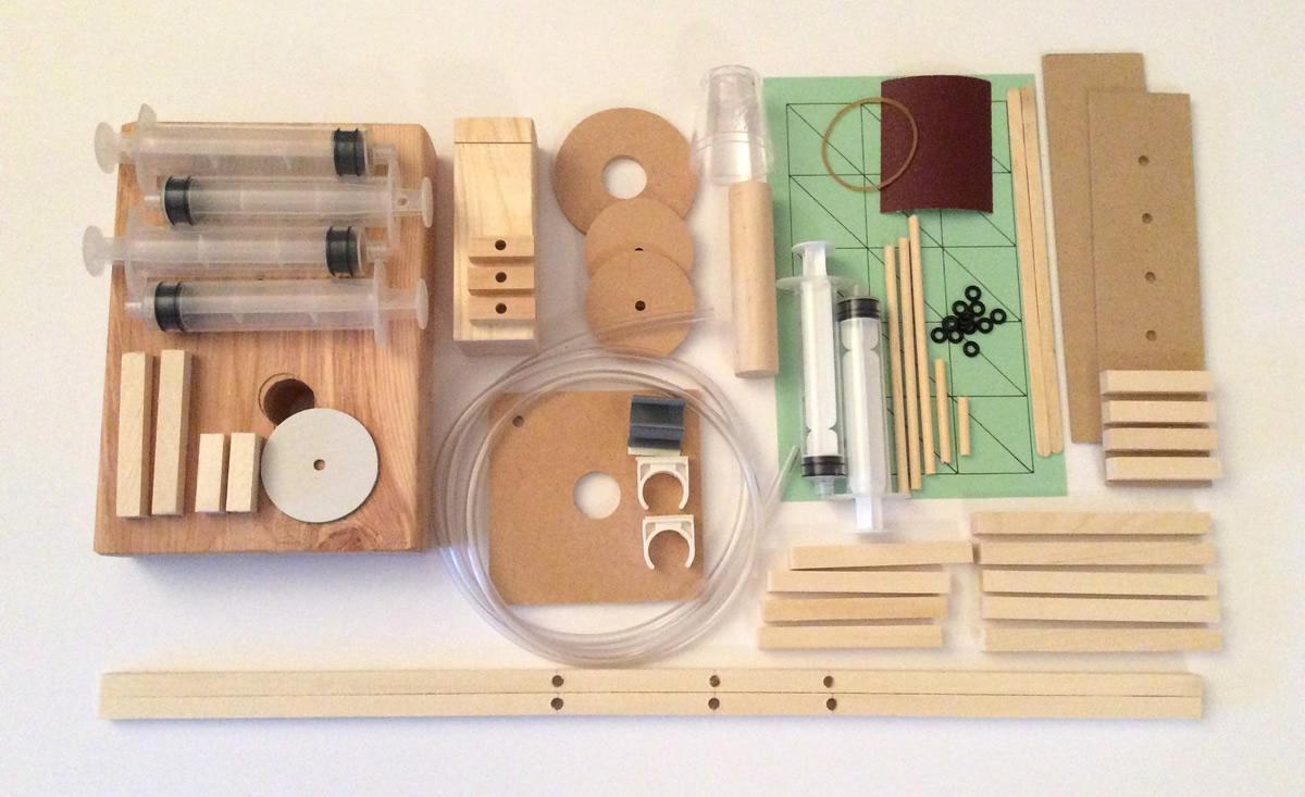 STEM Model Parts
