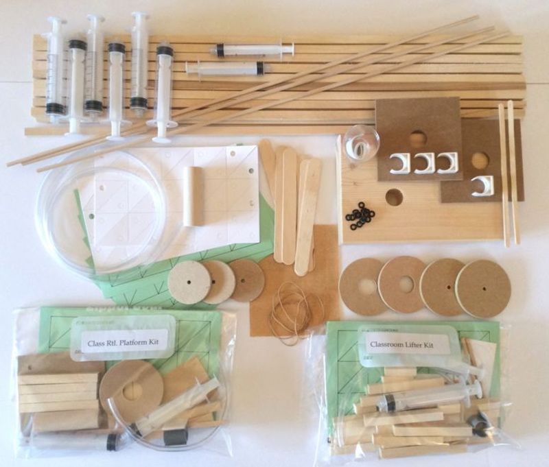CFPA Workshop kit